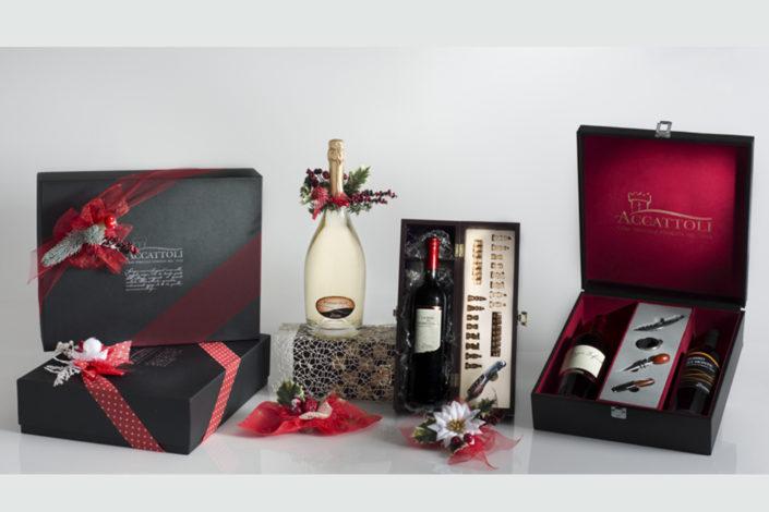 confezioni natalizie vini accattoli