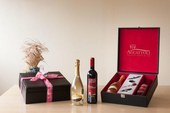 confezioni ecopelle vini accattoli